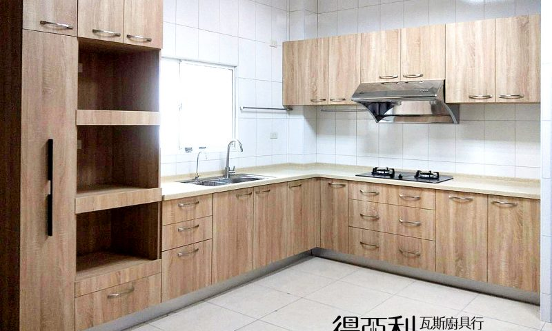 廚具安裝實例5