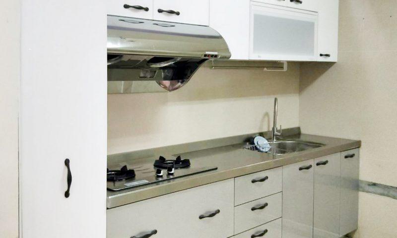 廚具安裝實例4