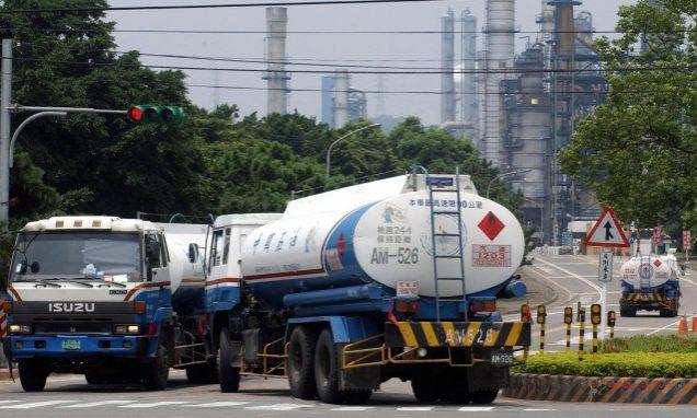 11月天然氣價格連5降 桶裝瓦斯再凍漲