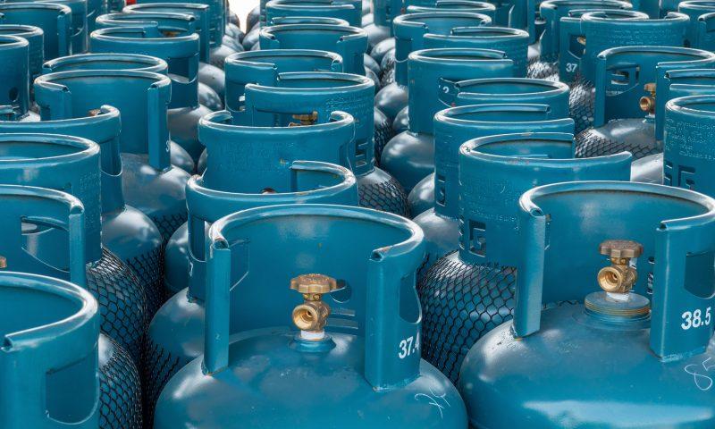 讓民眾過好年 1月桶裝瓦斯天然氣價凍漲